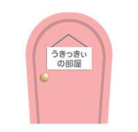 うきっきぃの部屋